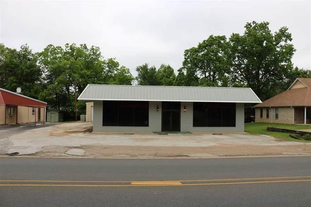 614 W Tyler Street, Gilmer, TX 75644 (MLS #20202475) :: RE/MAX Professionals - The Burks Team