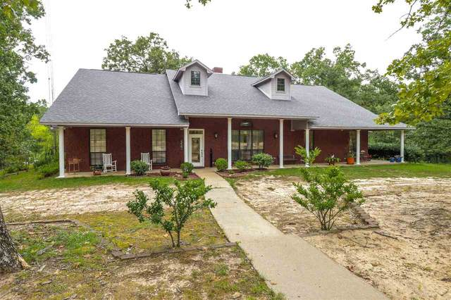 1848 County Road 1475, Mt Pleasant, TX 75455 (MLS #20202780) :: RE/MAX Professionals - The Burks Team