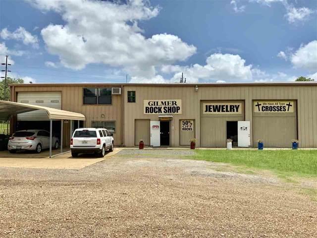 3418 N Us Highway 271, Gilmer, TX 75644 (MLS #20203200) :: RE/MAX Professionals - The Burks Team