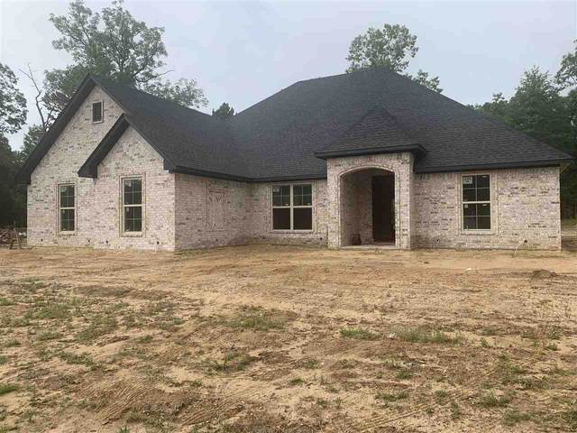 184 Little Hickory Dr, Gladewater, TX 75647 (MLS #20203213) :: RE/MAX Professionals - The Burks Team