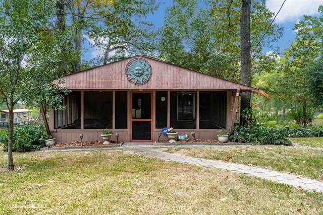 138 County Road 1832, Carthage, TX 75633 (MLS #20205223) :: RE/MAX Professionals - The Burks Team