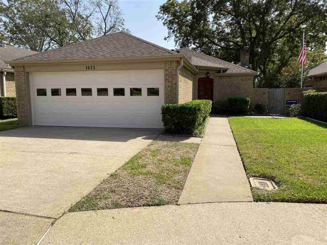 1615 Clearbrook Circle, Henderson, TX 75652 (MLS #20205238) :: RE/MAX Professionals - The Burks Team