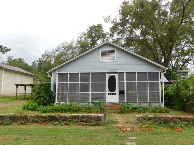 205 S Main St, Jefferson, TX 75657 (MLS #20205256) :: RE/MAX Professionals - The Burks Team