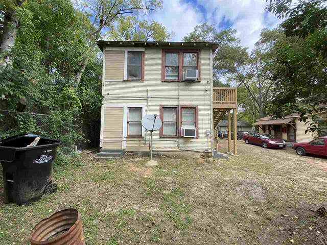 443-445 S Main Street Unit 4, Longview, TX 75601 (MLS #20205302) :: RE/MAX Professionals - The Burks Team