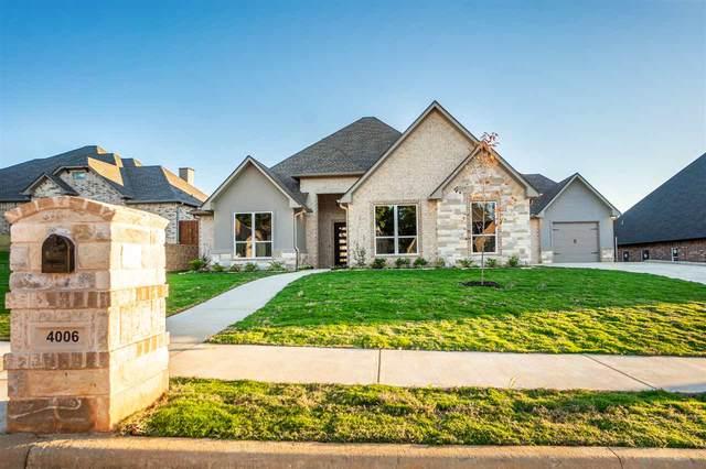 4006 Hidden Hills Circle, Longview, TX 75605 (MLS #20205371) :: RE/MAX Professionals - The Burks Team