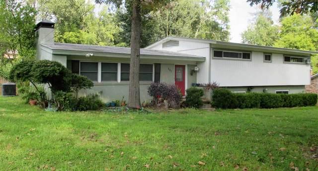 407 Woodcrest Ln., Longview, TX 75601 (MLS #20205511) :: RE/MAX Professionals - The Burks Team