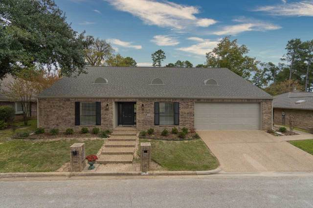 317 Tealwood Dr, Longview, TX 75605 (MLS #20205700) :: RE/MAX Professionals - The Burks Team