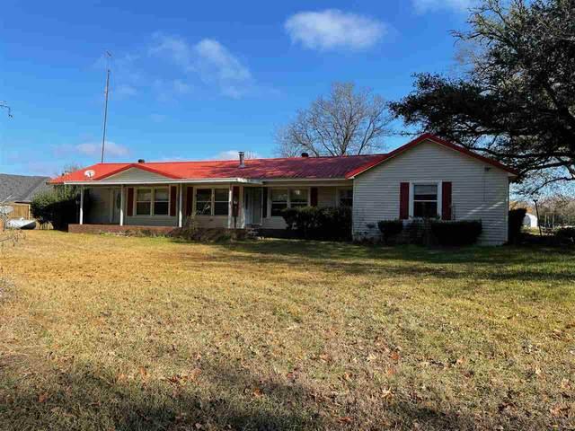 12507 Fm 31, Marshall, TX 75672 (MLS #20206270) :: Wood Real Estate Group