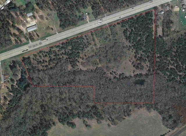 TBD N Us St Hwy. 59, Atlanta, TX 75551 (MLS #20210129) :: Better Homes and Gardens Real Estate Infinity