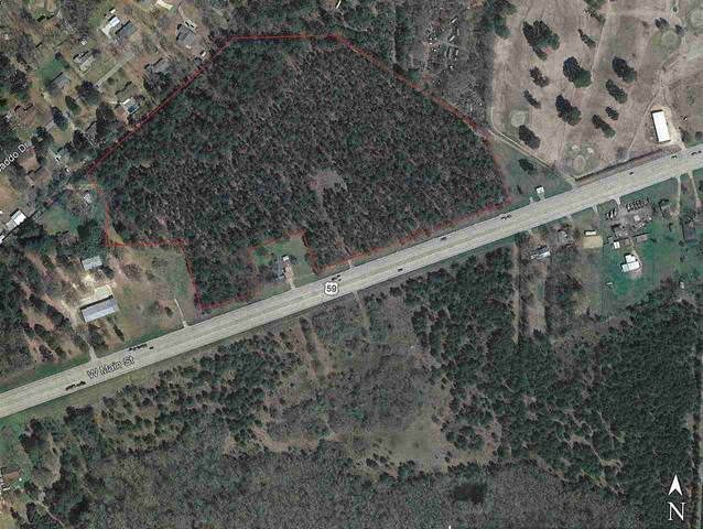 TBD S Us St Hwy. 59, Atlanta, TX 75551 (MLS #20210131) :: Better Homes and Gardens Real Estate Infinity
