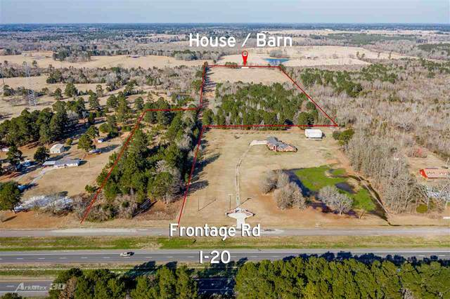 O Buck Sherrod Rd, Marshall, TX 75672 (MLS #20210197) :: RE/MAX Professionals - The Burks Team
