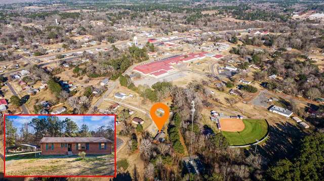 389 W School Avenue, Waskom, TX 75692 (MLS #20210281) :: RE/MAX Professionals - The Burks Team
