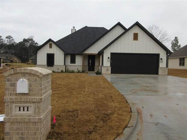 111 Saddle Brook Circle, Hallsville, TX 75650 (MLS #20210305) :: RE/MAX Professionals - The Burks Team