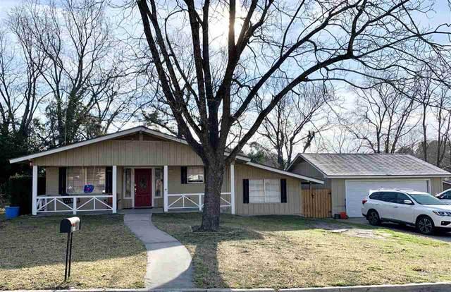 206 N Meadowbrook, Overton, TX 75684 (MLS #20210420) :: Wood Real Estate Group