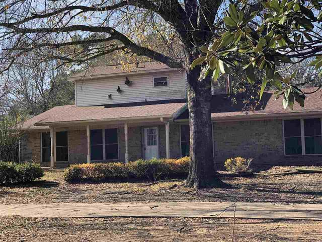2098 E State Hwy 154, Gilmer, TX 75645 (MLS #20210439) :: RE/MAX Professionals - The Burks Team