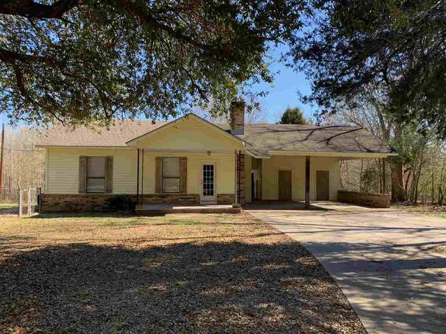 3495 Cr 175, Gary, TX 75643 (MLS #20210501) :: Better Homes and Gardens Real Estate Infinity