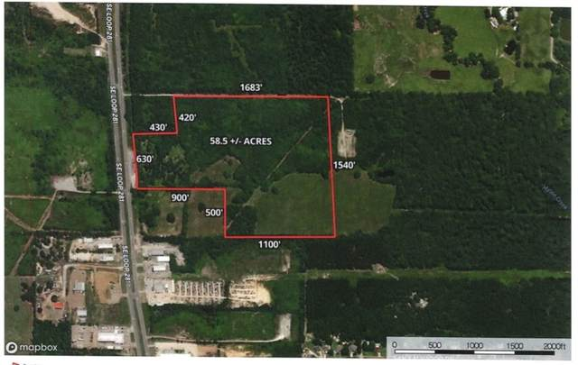 58.5 +/- acres E Loop 281, Longview, TX 75605 (MLS #20210550) :: RE/MAX Professionals - The Burks Team