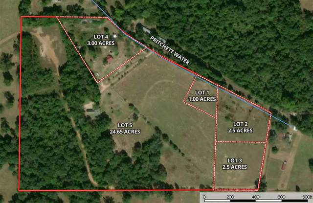 TBD Lot 1 Bob O Link Rd, Gilmer, TX 75644 (MLS #20210756) :: RE/MAX Professionals - The Burks Team