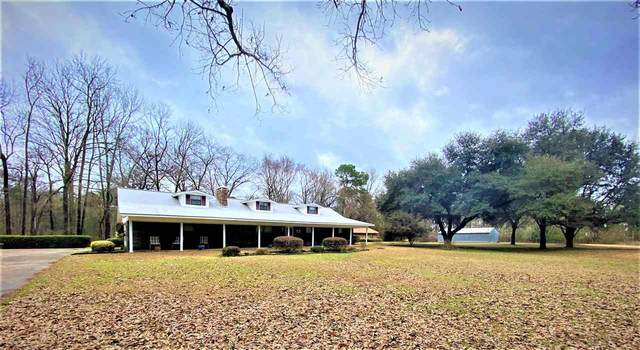 129 Pr 7028, Jefferson, TX 75657 (MLS #20210887) :: Better Homes and Gardens Real Estate Infinity