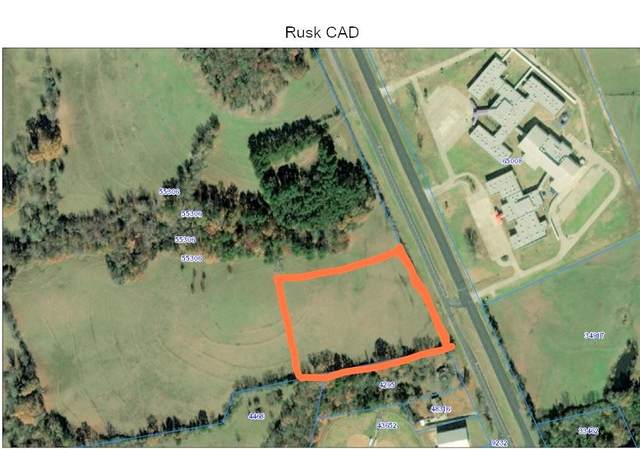 10 AC S Us Hwy 259, Henderson, TX 75654 (MLS #20210967) :: RE/MAX Professionals - The Burks Team