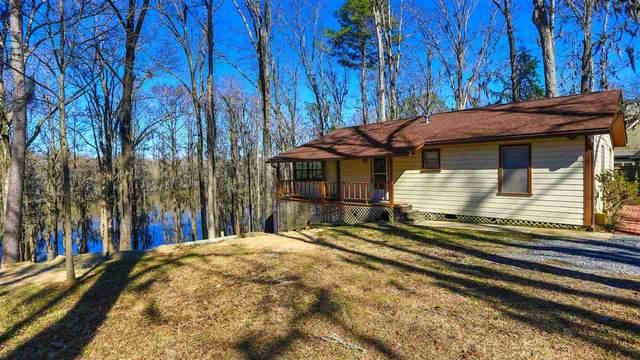 237 Kings Rd, Karnack, TX 75661 (MLS #20211010) :: Better Homes and Gardens Real Estate Infinity