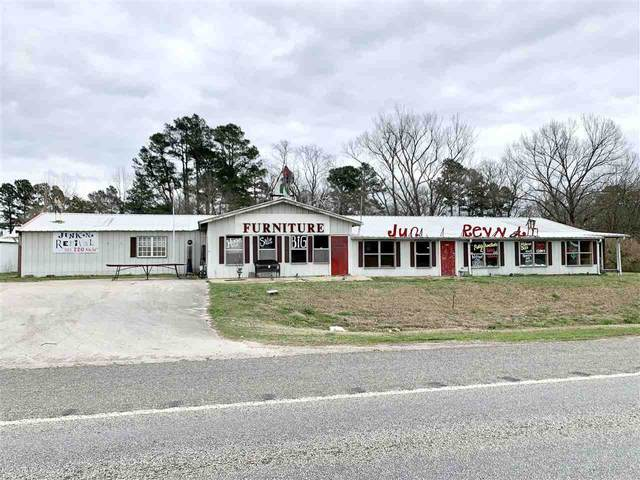 2668 N Us Hwy 259, Diana, TX 75640 (MLS #20211070) :: RE/MAX Professionals - The Burks Team