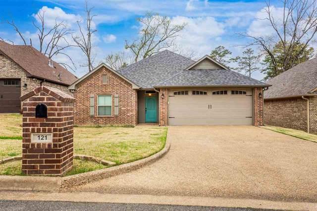 121 Ron Boyett, White Oak, TX 75693 (MLS #20211281) :: Better Homes and Gardens Real Estate Infinity