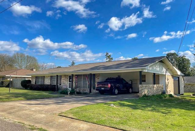 605 West Campbell Street, Linden, TX 75563 (MLS #20211302) :: Better Homes and Gardens Real Estate Infinity
