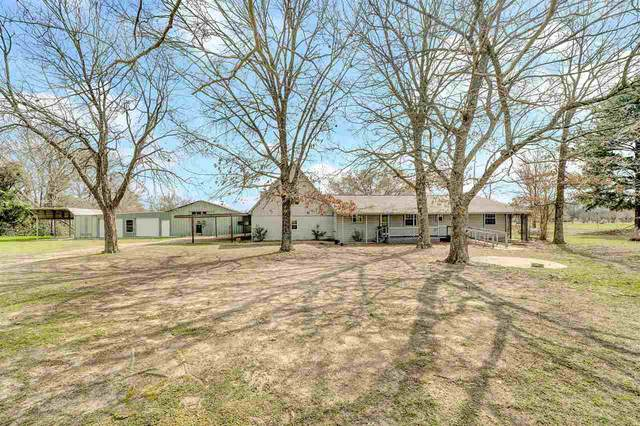 5687 Fm 1002, Big Sandy, TX 75755 (MLS #20211360) :: Better Homes and Gardens Real Estate Infinity