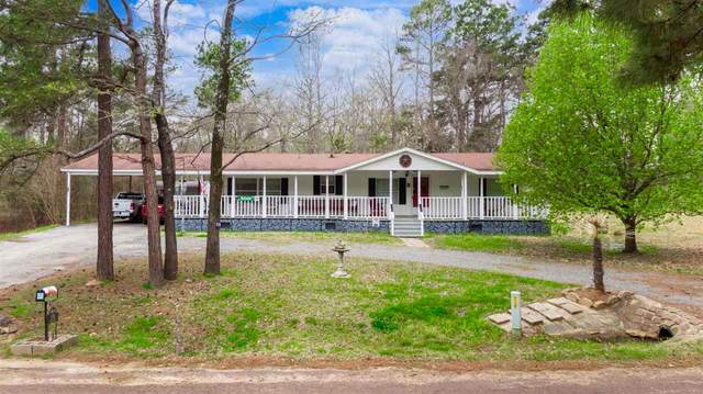 270 Meadow Dr, Gladewater, TX 75647 (MLS #20211386) :: Wood Real Estate Group