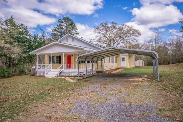 2730 E Lake Drive, Gladewater, TX 75647 (MLS #20211440) :: Better Homes and Gardens Real Estate Infinity