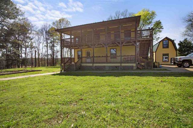 5592 Fm 1196, San Augustine, TX 75972 (MLS #20211476) :: Better Homes and Gardens Real Estate Infinity
