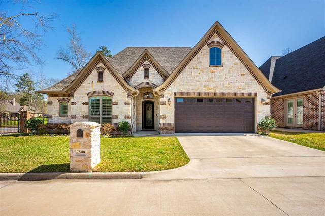 7508 Cross Gate Cove, Tyler, TX 75703 (MLS #20211521) :: Better Homes and Gardens Real Estate Infinity
