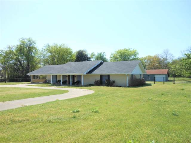 677 SW Cr 3170, Winnsboro, TX 75494 (MLS #20211604) :: Better Homes and Gardens Real Estate Infinity