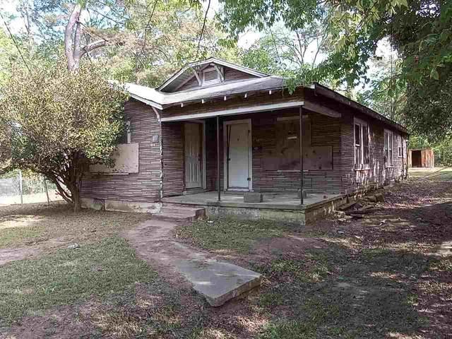 814 Aurel Ave, Longview, TX 75602 (MLS #20211608) :: Better Homes and Gardens Real Estate Infinity