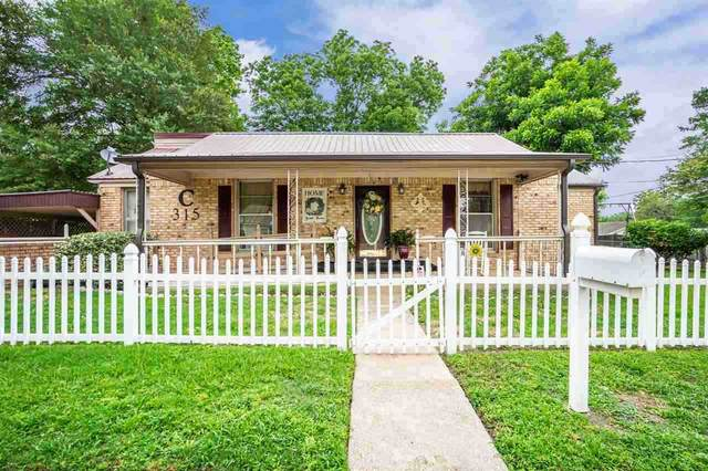 315 E Madison, Overton, TX 75684 (MLS #20211716) :: Better Homes and Gardens Real Estate Infinity