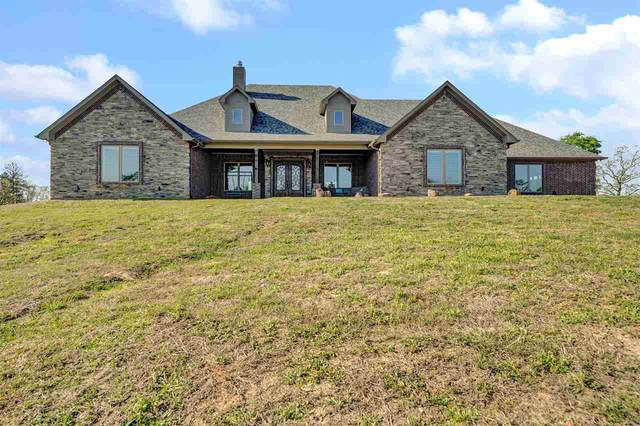10794 County Road 334, Tyler, TX 75708 (MLS #20211719) :: Better Homes and Gardens Real Estate Infinity