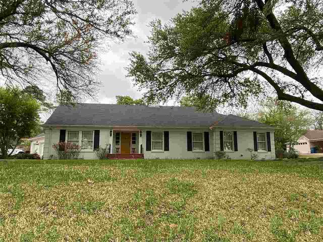 309 College Ave, Henderson, TX 75654 (MLS #20211736) :: RE/MAX Professionals - The Burks Team