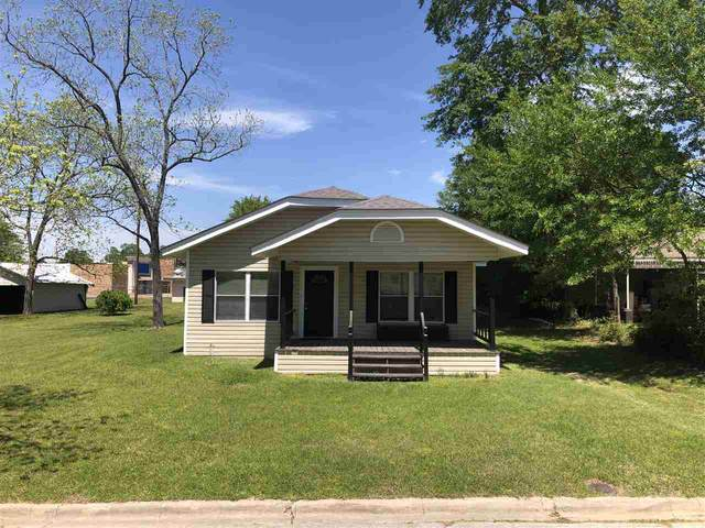 606 Comer, Carthage, TX 75633 (MLS #20211785) :: Better Homes and Gardens Real Estate Infinity