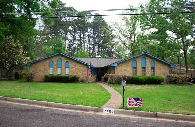 2202 Tennessee, Longview, TX 75605 (MLS #20211797) :: Better Homes and Gardens Real Estate Infinity
