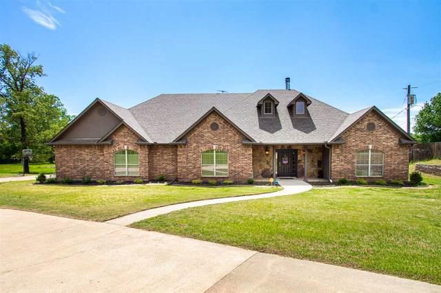 9 Stewart Chandler Rd, Longview, TX 75604 (MLS #20211821) :: Better Homes and Gardens Real Estate Infinity