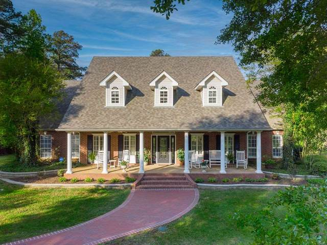 813 Big Woods Rd., Longview, TX 75605 (MLS #20211828) :: Better Homes and Gardens Real Estate Infinity