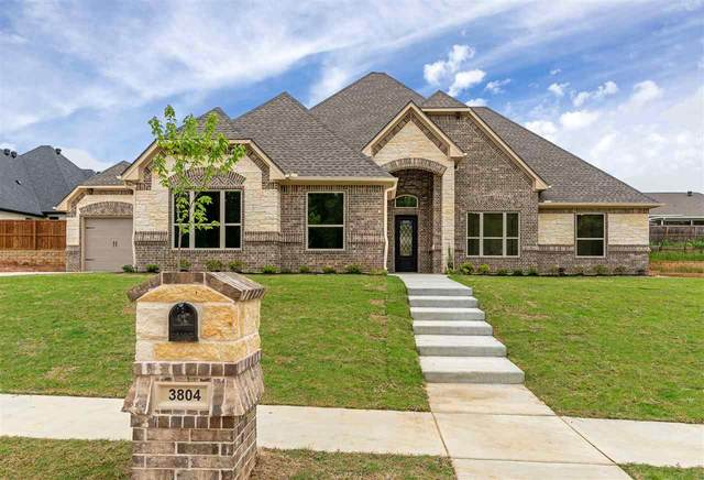 3804 Hidden Trails Lane, Longview, TX 75605 (MLS #20211868) :: Better Homes and Gardens Real Estate Infinity
