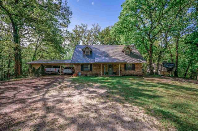 1033 County Road 2910, Hughes Springs, TX 75656 (MLS #20211901) :: RE/MAX Professionals - The Burks Team