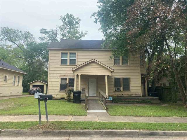 438 S Main St. A & B, Longview, TX 75601 (MLS #20211935) :: Wood Real Estate Group