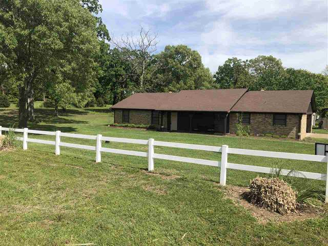 7015 Fm1844, Gladewater, TX 75647 (MLS #20211939) :: Better Homes and Gardens Real Estate Infinity