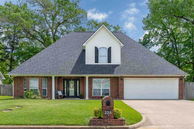 228 Remington, Longview, TX 75604 (MLS #20211951) :: Wood Real Estate Group