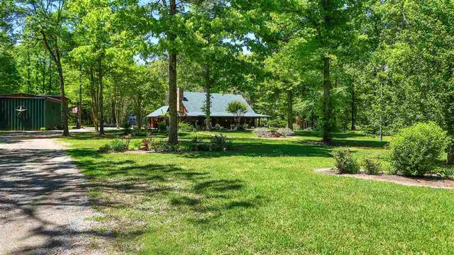 335 Oak Dr, Waskom, TX 75692 (MLS #20211957) :: Wood Real Estate Group