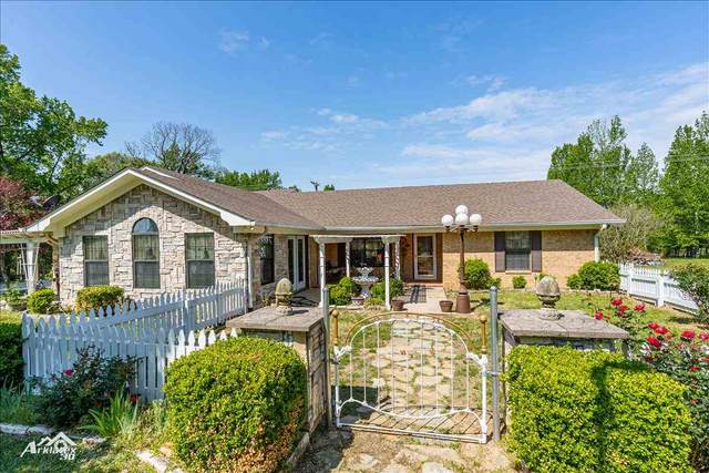 1623 N Cr 333, Henderson, TX 75652 (MLS #20212022) :: Wood Real Estate Group