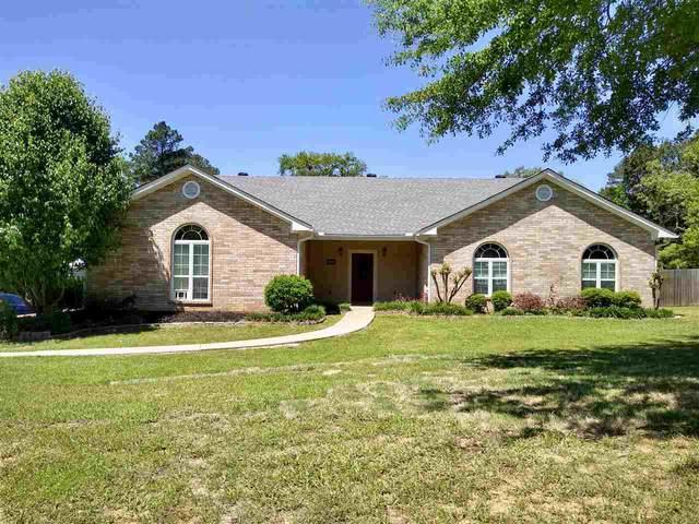 128 Colt Drive, Kilgore, TX 75662 (MLS #20212032) :: Wood Real Estate Group